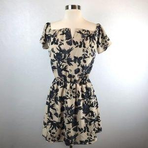 Chelsea & Violet Floral Mini Dress